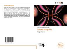 André Maginot的封面