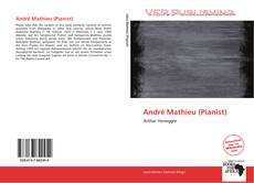 Couverture de André Mathieu (Pianist)