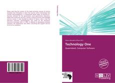 Bookcover of Technology One