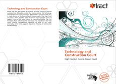 Copertina di Technology and Construction Court