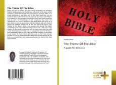 Buchcover von The Theme Of The Bible