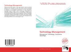Technology Management的封面