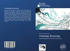 Bookcover of Technology Resourcing