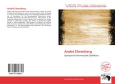 Bookcover of André Ehrenberg