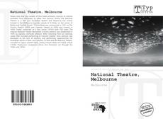 Bookcover of National Theatre, Melbourne