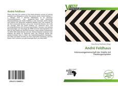 Buchcover von André Feldhaus