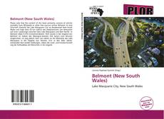 Bookcover of Belmont (New South Wales)