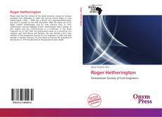 Bookcover of Roger Hetherington