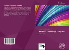 Bookcover of National Toxicology Program