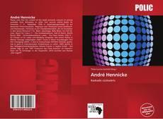 Capa do livro de André Hennicke