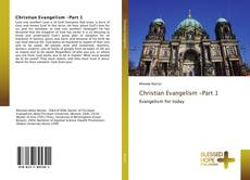 Bookcover of Christian Evangelism -Part 1