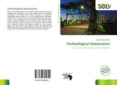 Capa do livro de Technological Nationalism
