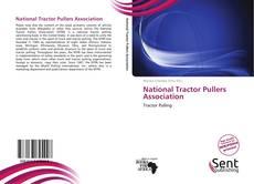Copertina di National Tractor Pullers Association