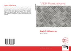 Bookcover of André Hébuterne