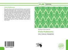 Bookcover of Viola Pubescens
