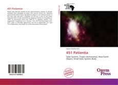 Bookcover of 451 Patientia