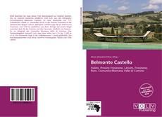 Portada del libro de Belmonte Castello