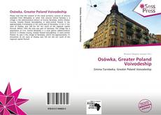 Bookcover of Osówka, Greater Poland Voivodeship