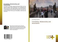 Buchcover von Friendship, Relationship and Association