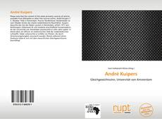 Bookcover of André Kuipers
