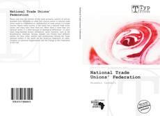 Capa do livro de National Trade Unions' Federation