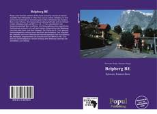 Buchcover von Belpberg BE