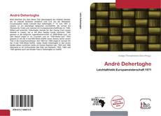Bookcover of André Dehertoghe