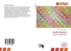 Bookcover of André Gautier