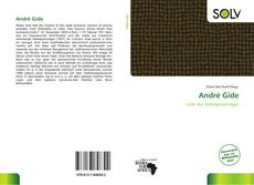 Bookcover of André Gide
