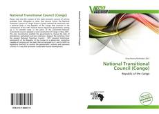 National Transitional Council (Congo) kitap kapağı