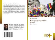 Capa do livro de Marriage Equality and The Church