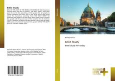 Bookcover of Bible Study