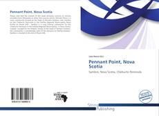 Pennant Point, Nova Scotia的封面