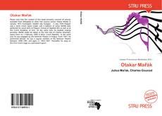 Bookcover of Otakar Mařák