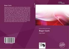 Capa do livro de Roger Garis