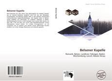 Bookcover of Belsener Kapelle