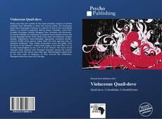 Capa do livro de Violaceous Quail-dove