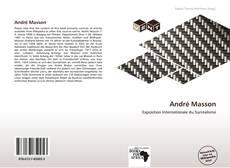 Portada del libro de André Masson