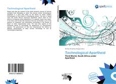 Bookcover of Technological Apartheid