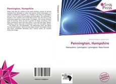 Bookcover of Pennington, Hampshire