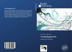 Bookcover of Technological Fix