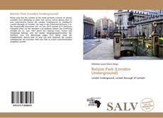 Belsize Park (London Underground) kitap kapağı