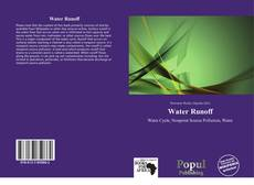 Bookcover of Water Runoff