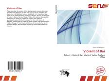 Bookcover of Violant of Bar