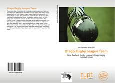 Capa do livro de Otago Rugby League Team