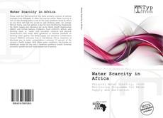 Bookcover of Water Scarcity in Africa