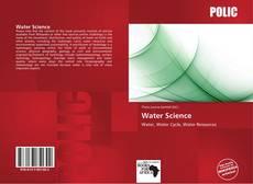 Copertina di Water Science
