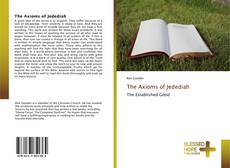 Обложка The Axioms of Jedediah