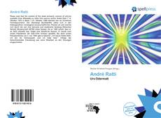 Bookcover of André Ratti