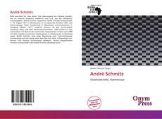 Bookcover of André Schmitz